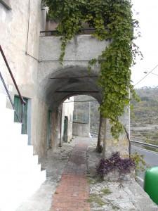 Buegangene i Villa Faraldi
