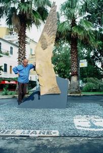 Monument Marinari caduti al mare, Diano Marina