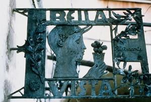 Ristorante Bella Vista, Villa Faraldi